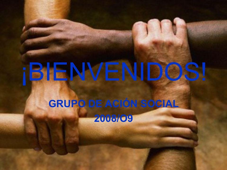 GRUPO DE ACIÓN SOCIAL 2008/O9