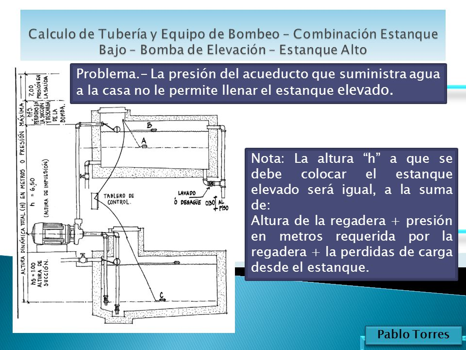 Sistemas de alimentaci n ppt video online descargar for Diferencia entre tanque y estanque