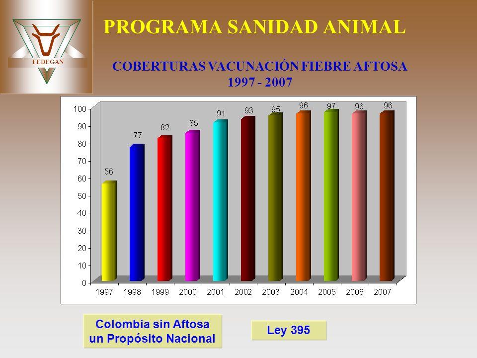PROGRAMA SANIDAD ANIMAL