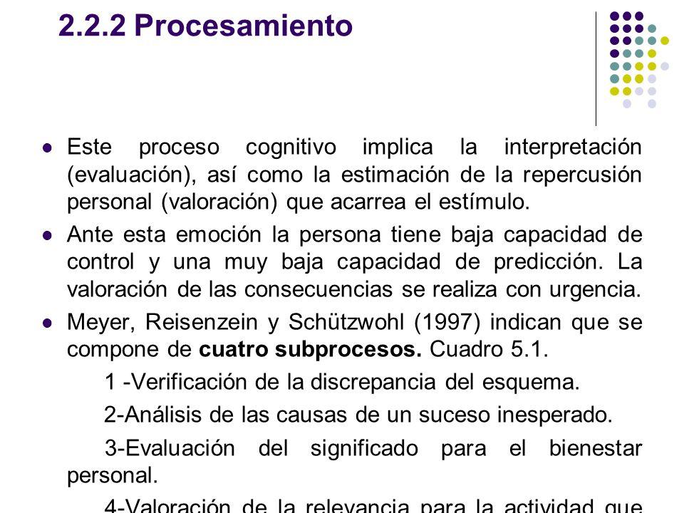 2.2.2 Procesamiento