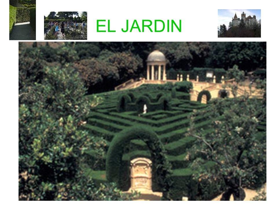 El laberinto ppt descargar for Jardin laberinto
