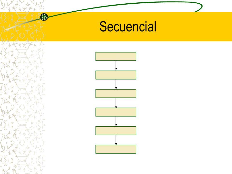 Secuencial
