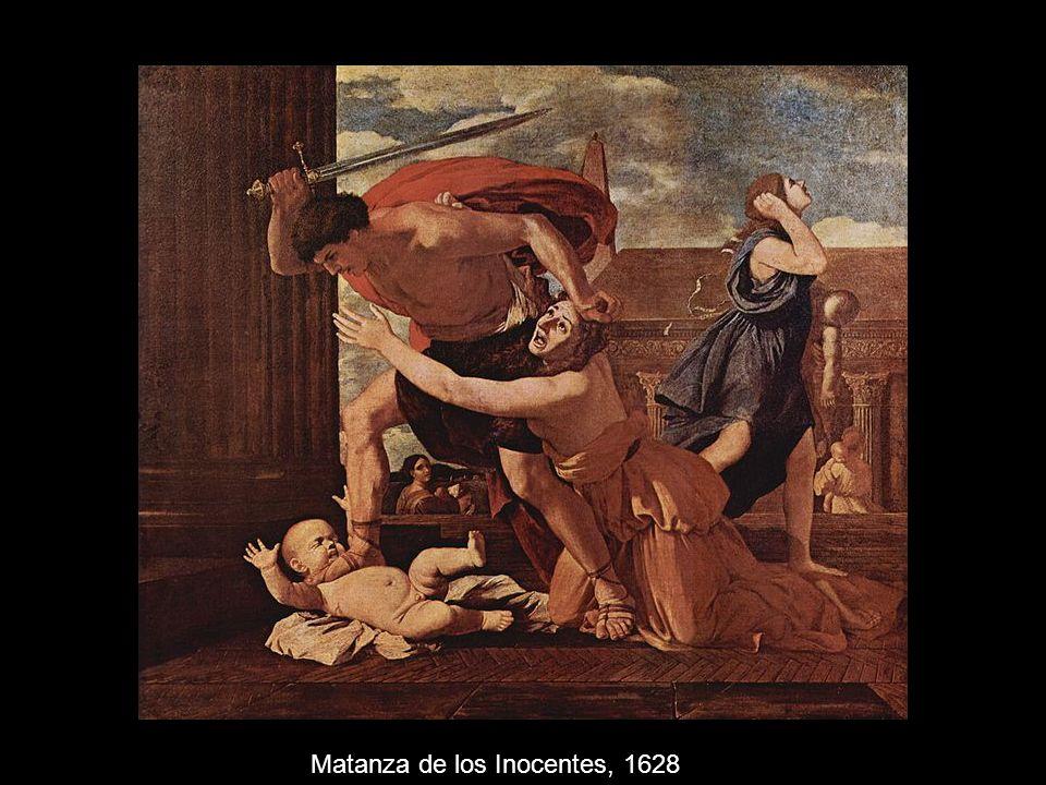 Matanza de los Inocentes, 1628