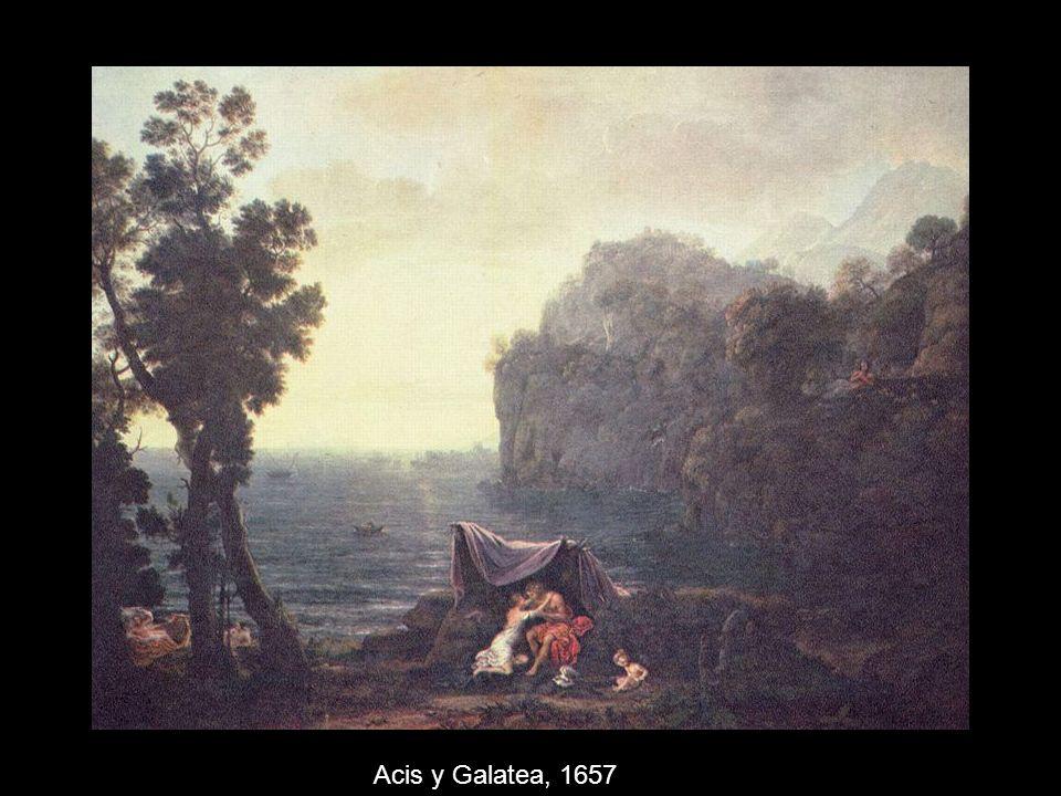 Acis y Galatea, 1657