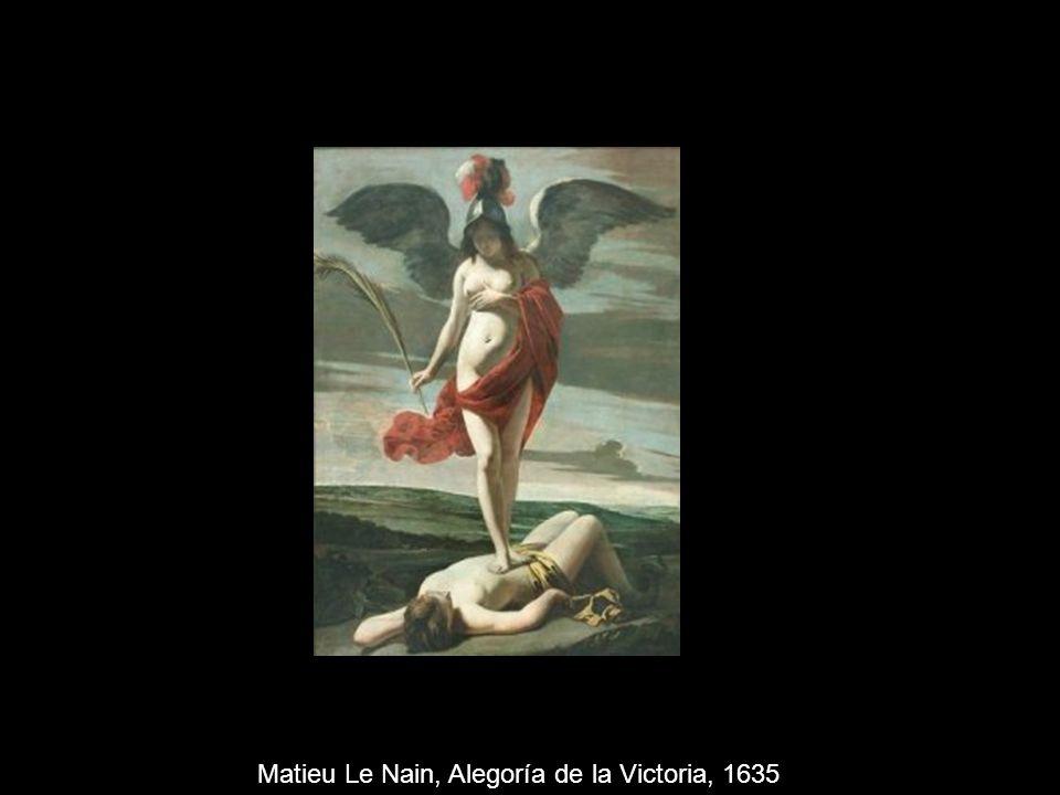 Matieu Le Nain, Alegoría de la Victoria, 1635