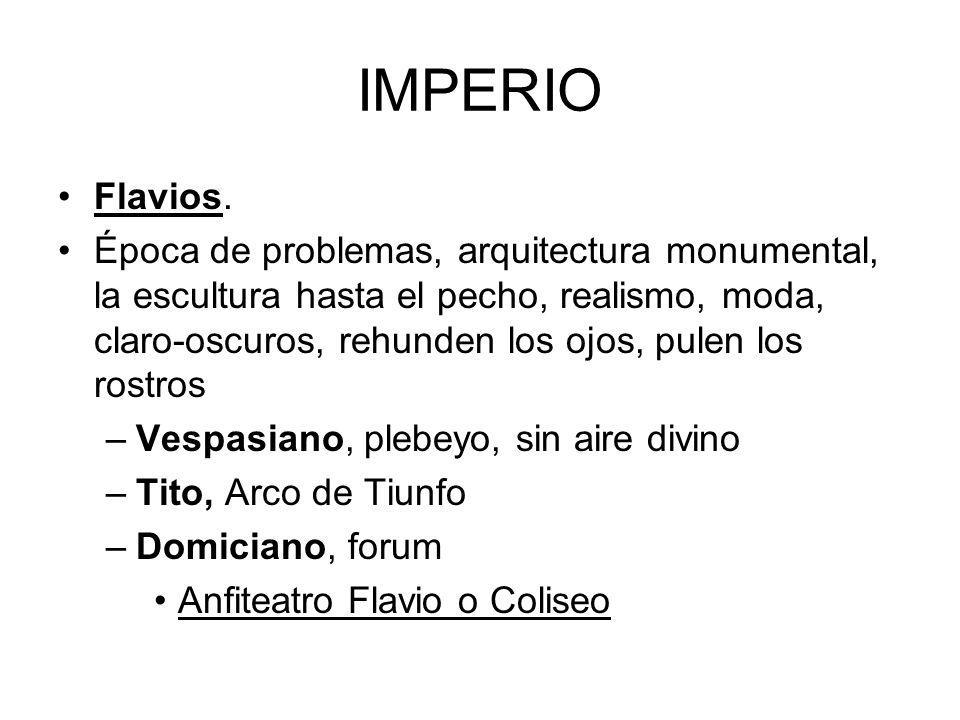 IMPERIO Flavios.