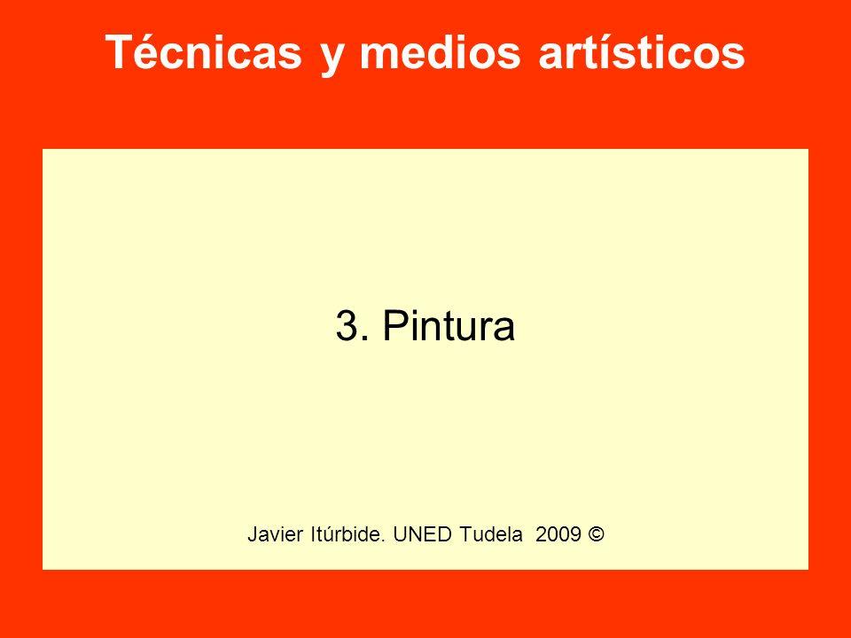 Técnicas y medios artísticos