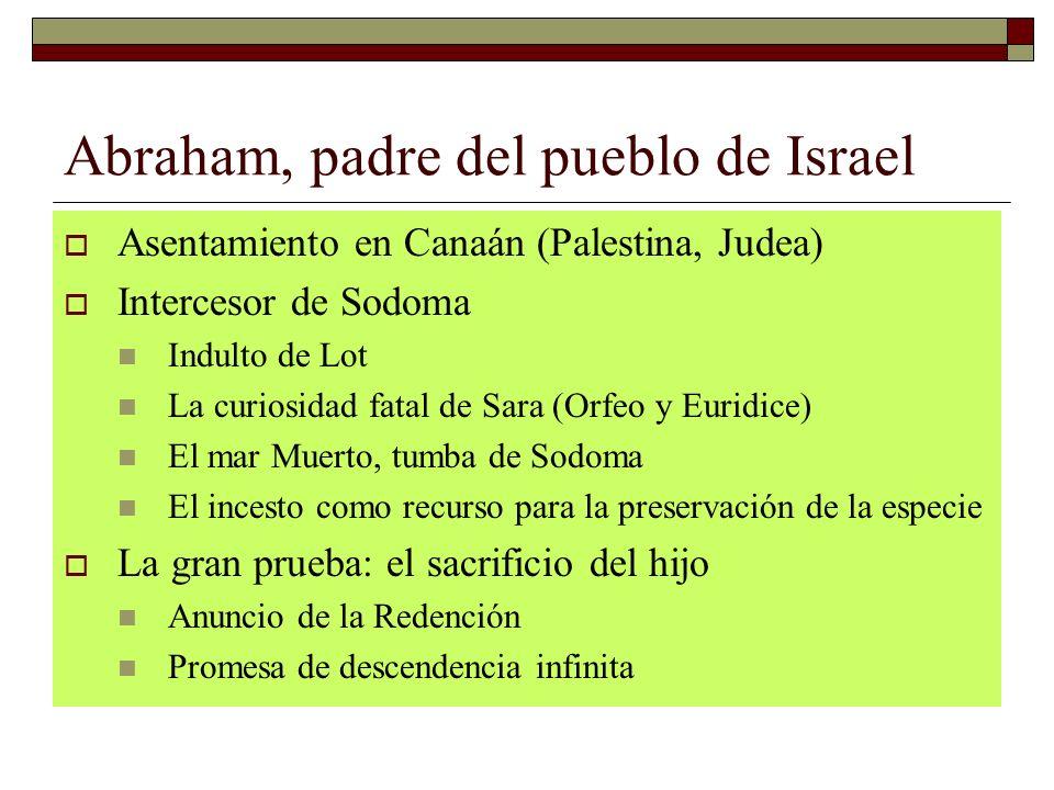 Abraham, padre del pueblo de Israel