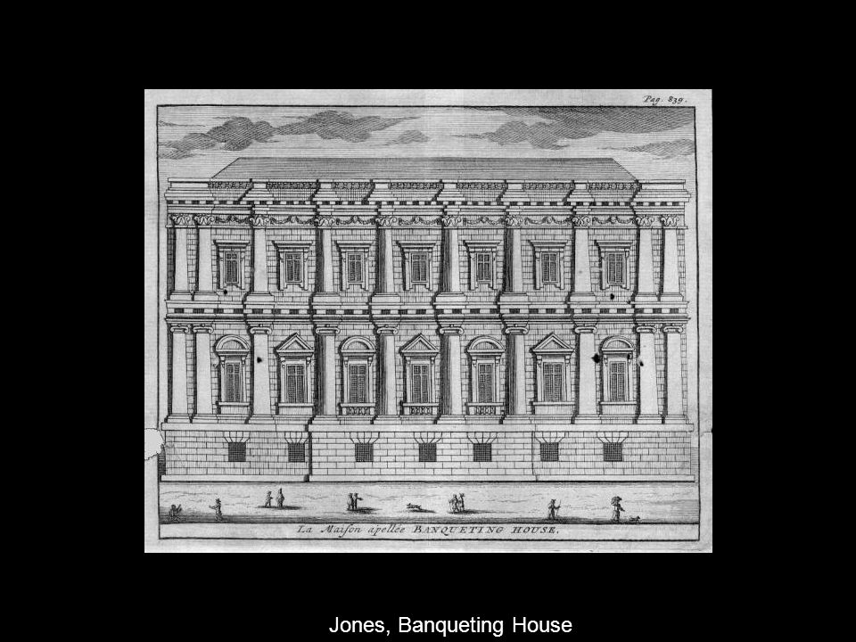 Jones, Banqueting House