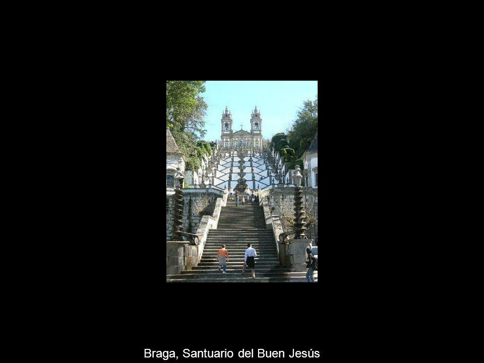 Braga, Santuario del Buen Jesús