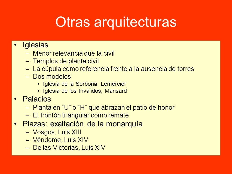 Otras arquitecturas Iglesias Palacios