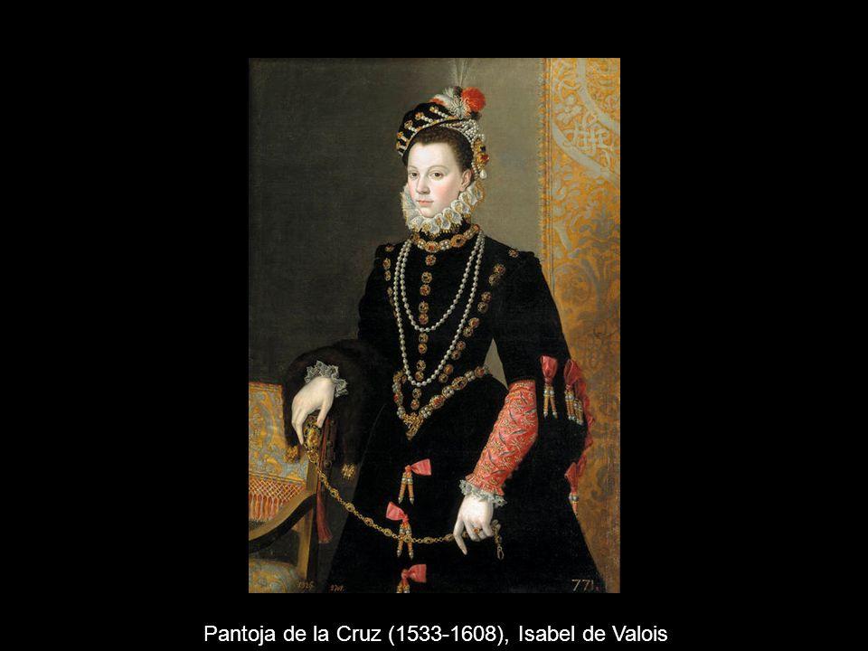 Pantoja de la Cruz (1533-1608), Isabel de Valois