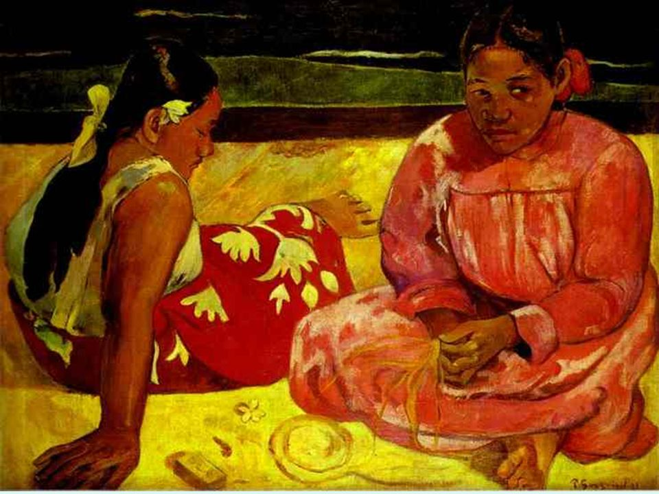 Posimpresionismo Gaugin