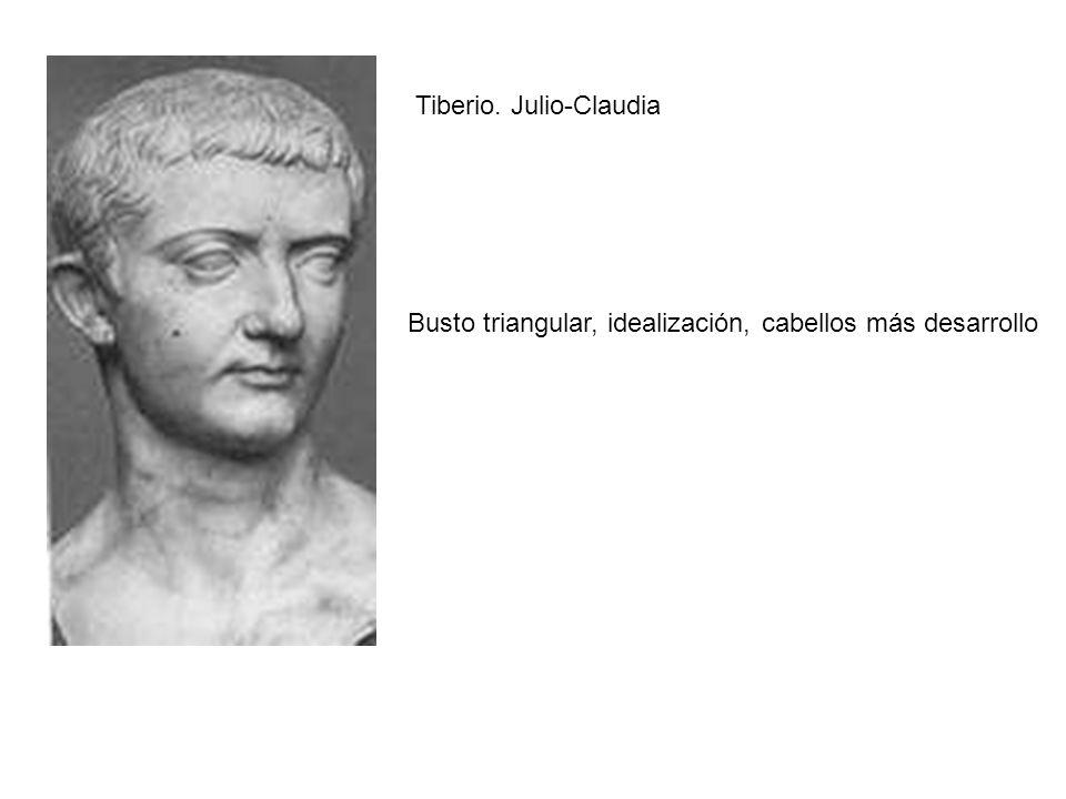 Tiberio. Julio-Claudia