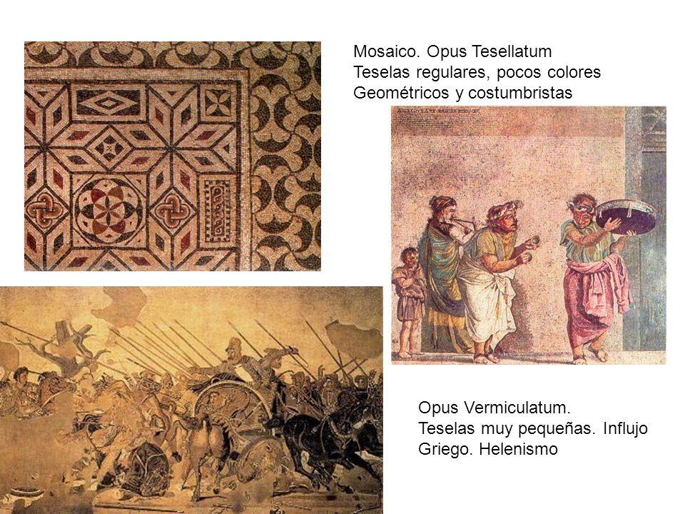 Mosaico. Opus Tesellatum