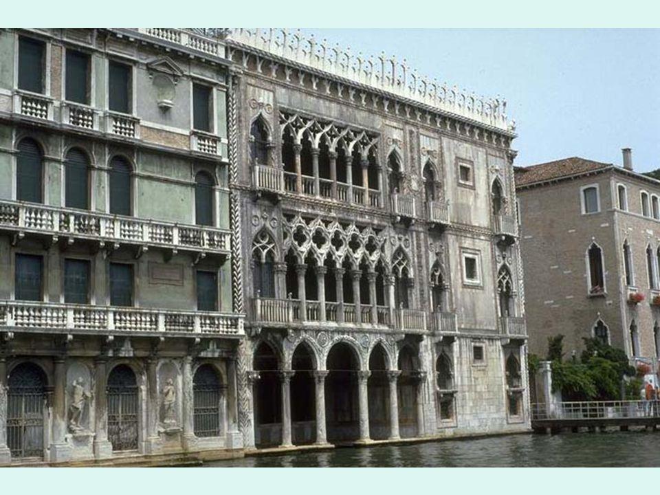 Arquitectura civil. Venecia