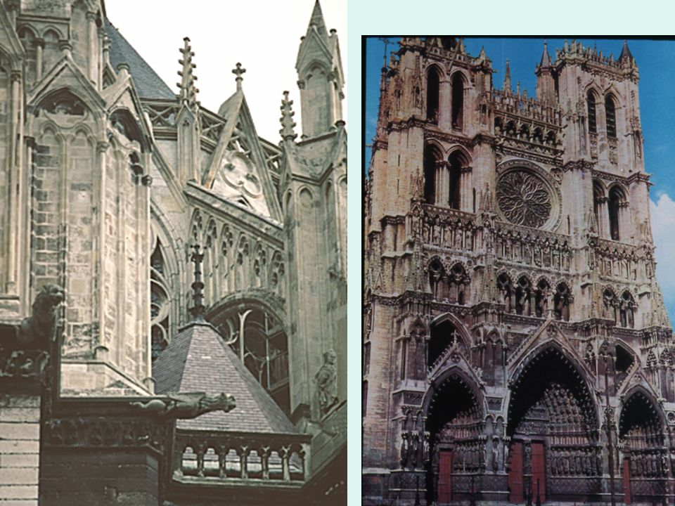 Francia. Clasicismo. Amiens