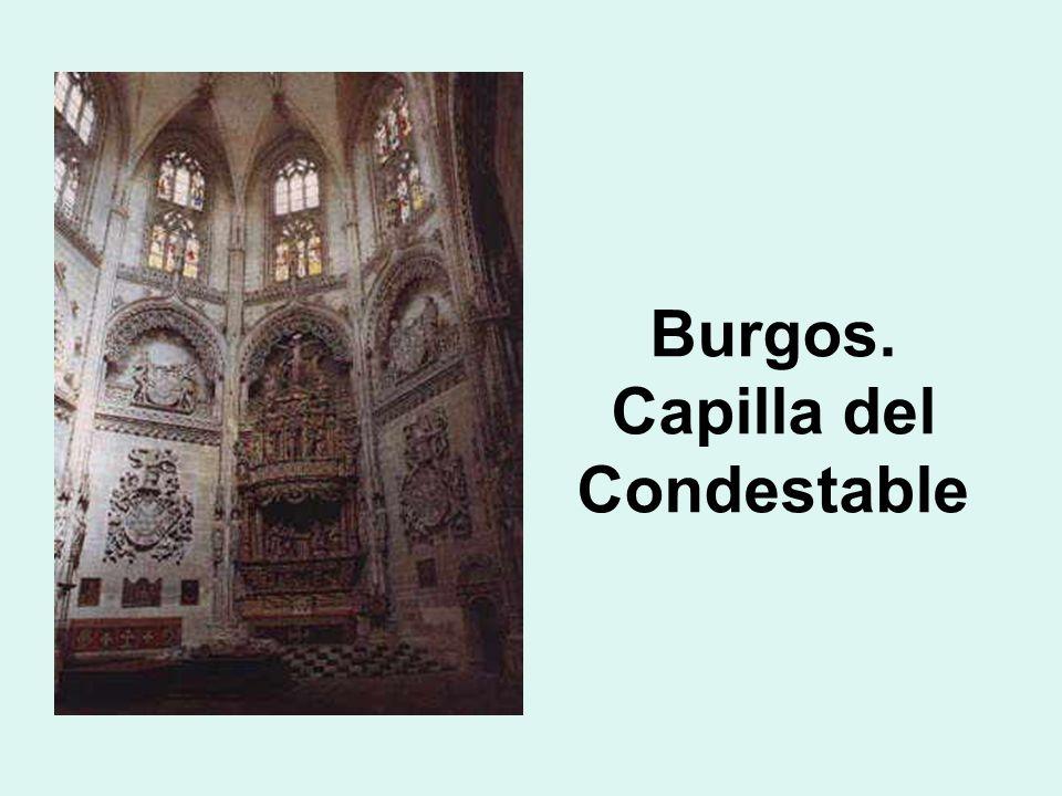 Burgos. Capilla del Condestable