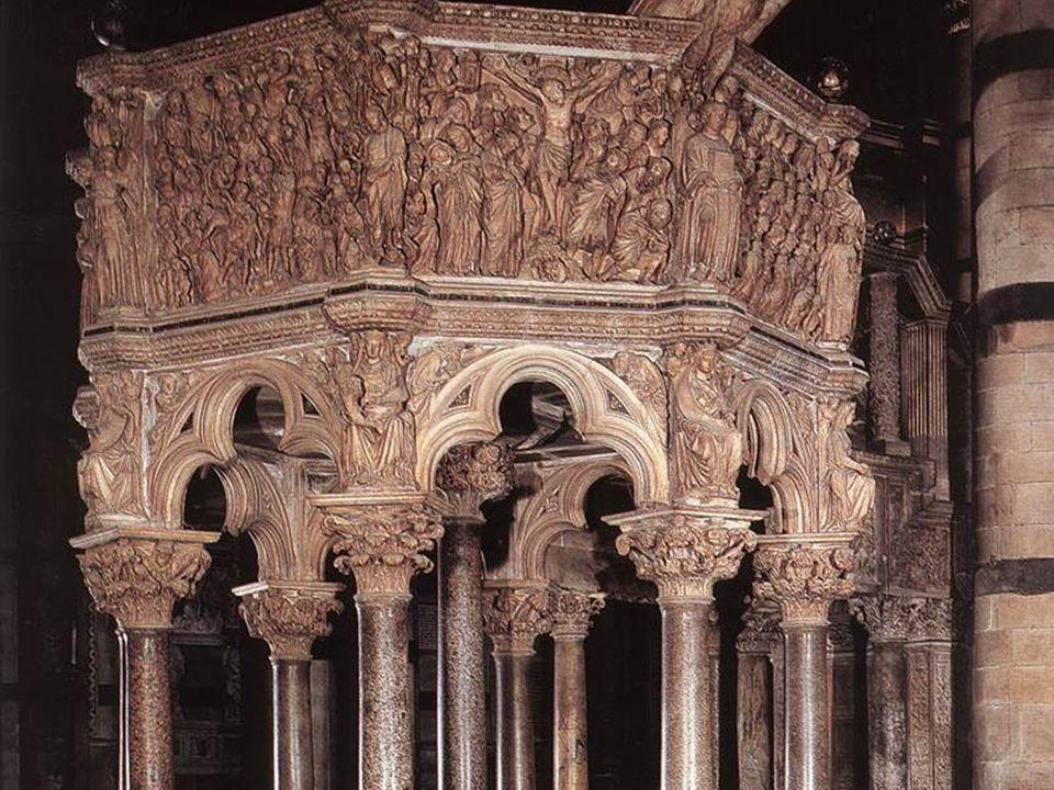 Púlpito Catedral de Siena