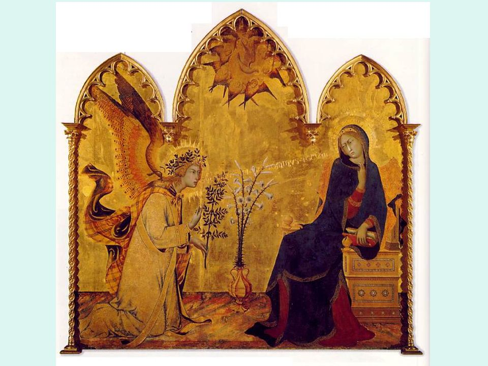Trecento Siena. Simone Martini
