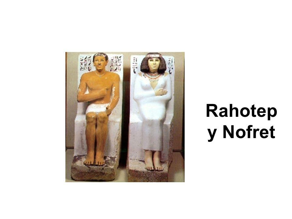 Rahotep y Nofret
