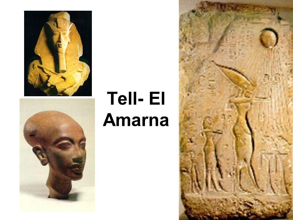 Tell- El Amarna