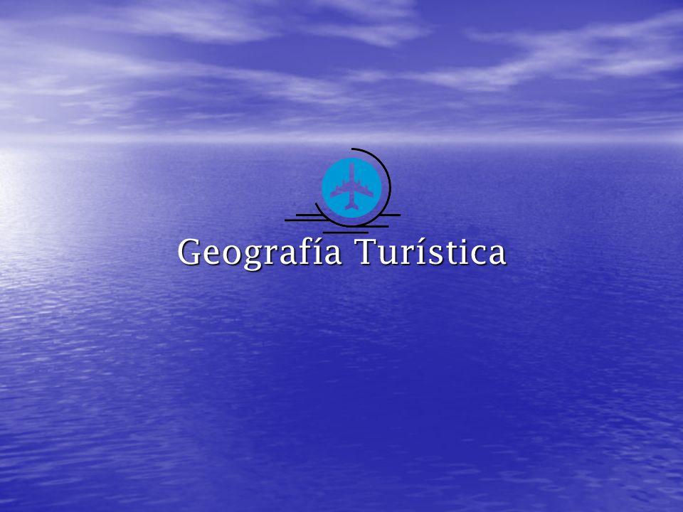Geografía Turística
