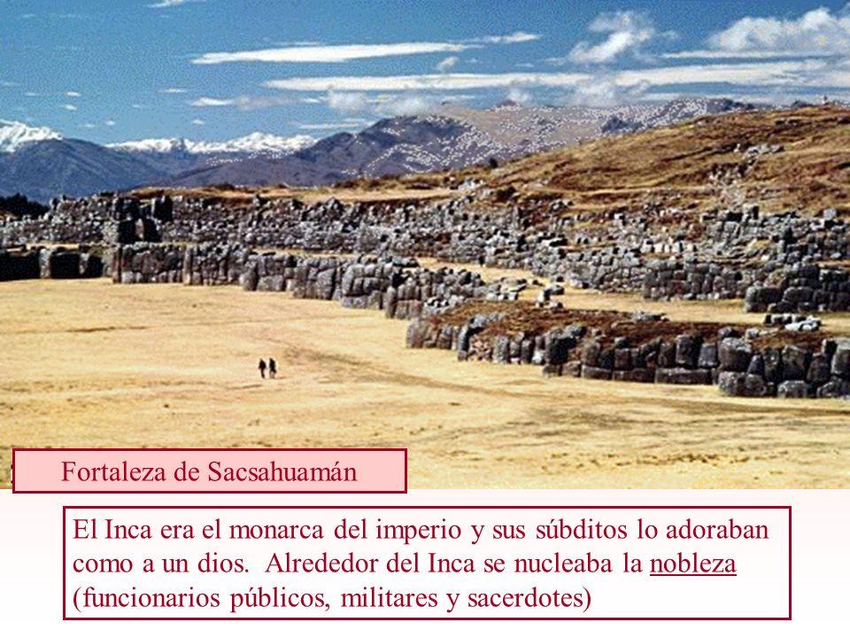 Fortaleza de Sacsahuamán