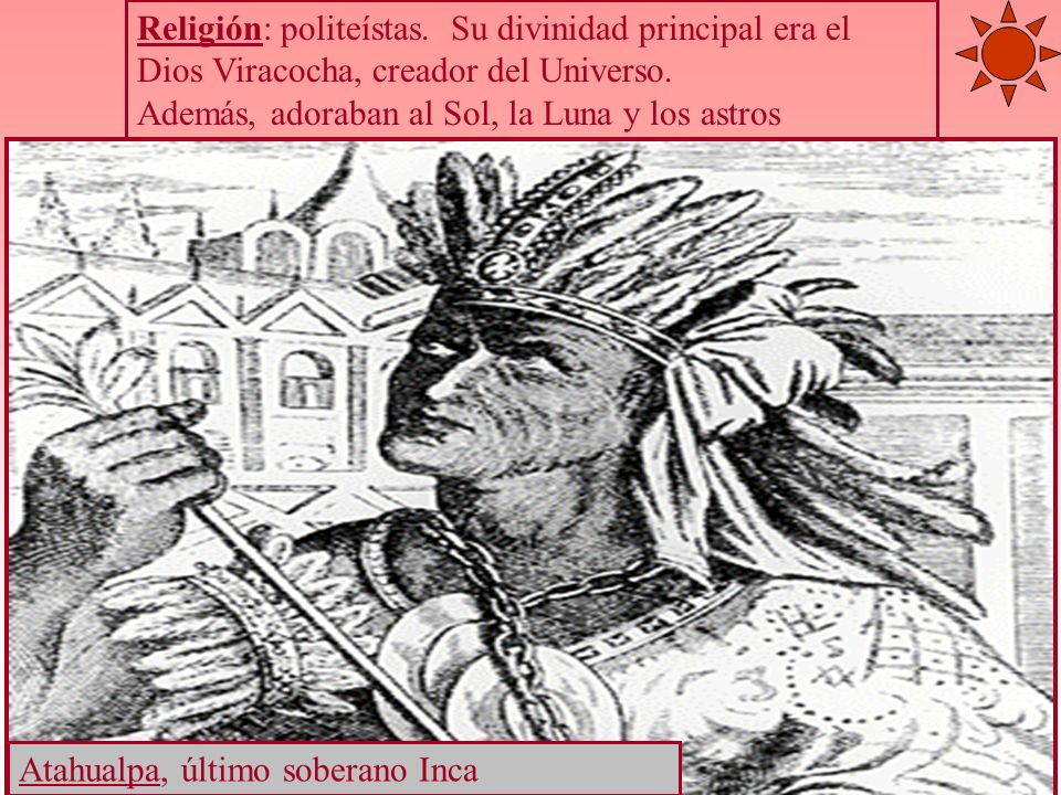 Religión: politeístas