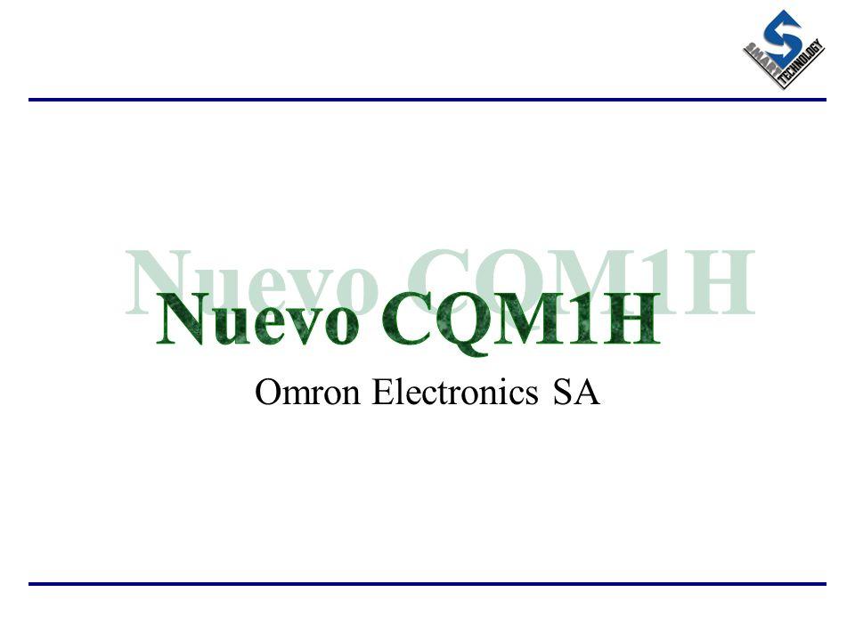 Nuevo CQM1H Omron Electronics SA