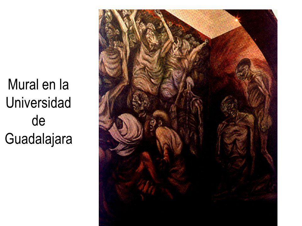 Los muralistas mexicanos ppt descargar for Aviso de ocasion mural guadalajara