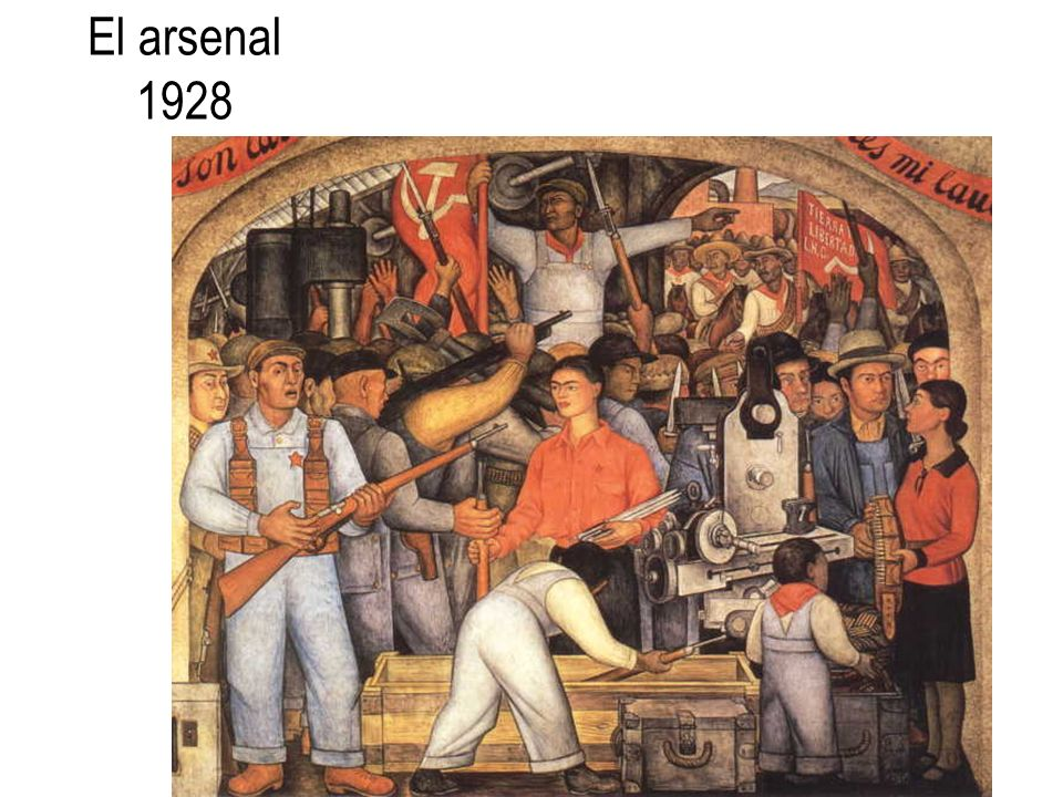 El arsenal 1928