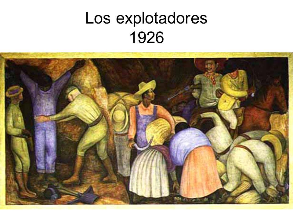 Los explotadores 1926
