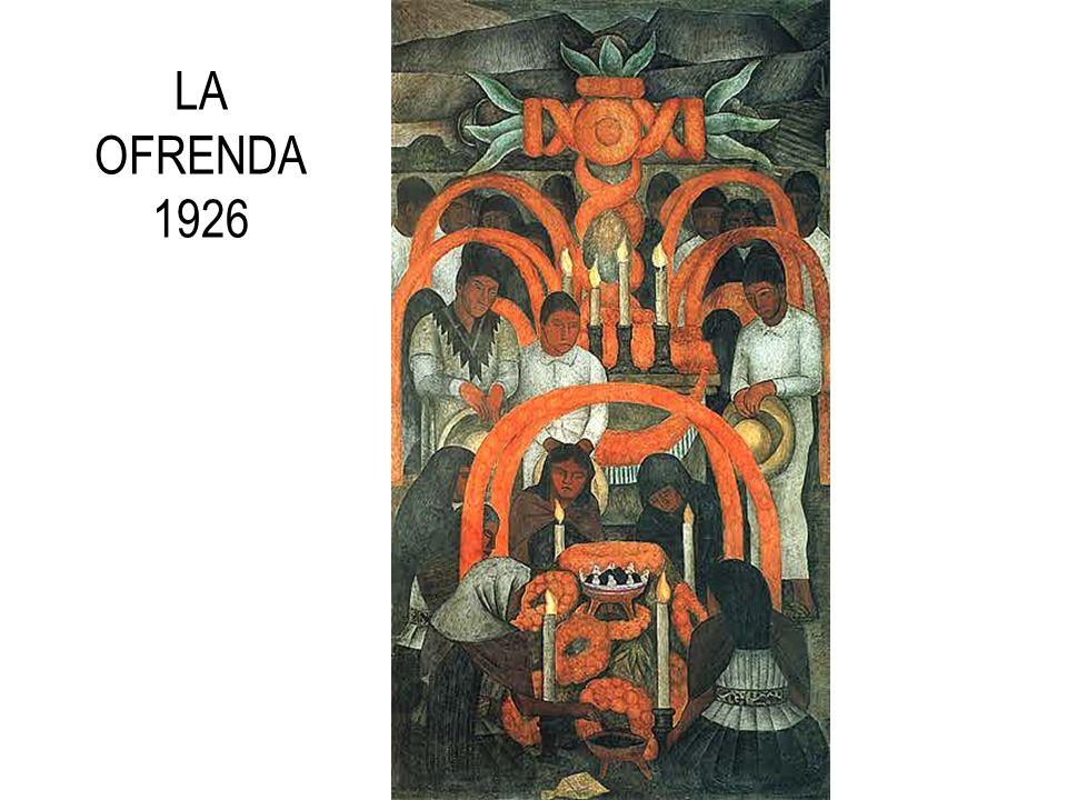 LA OFRENDA 1926