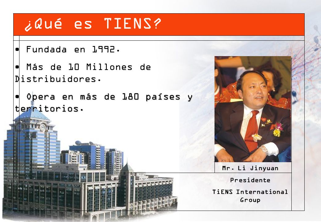 TiENS International Group