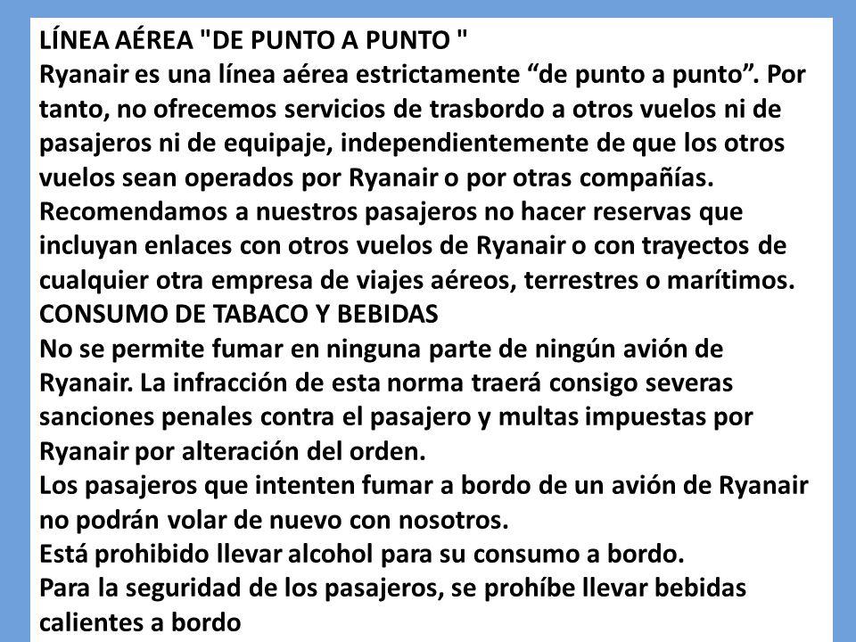 LÍNEA AÉREA DE PUNTO A PUNTO