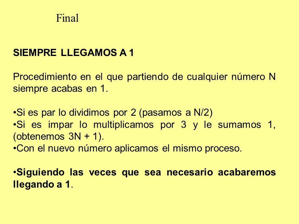 Final SIEMPRE LLEGAMOS A 1