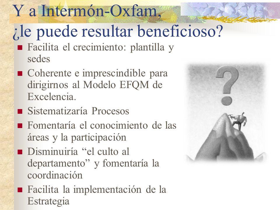 Y a Intermón-Oxfam, ¿le puede resultar beneficioso