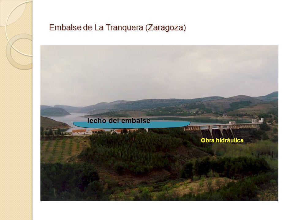 Embalse de La Tranquera (Zaragoza)