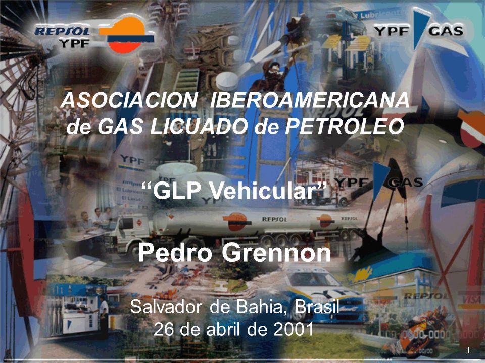 Asociacion iberoamericana de gas licuado de petroleo ppt for Estanques de gas licuado