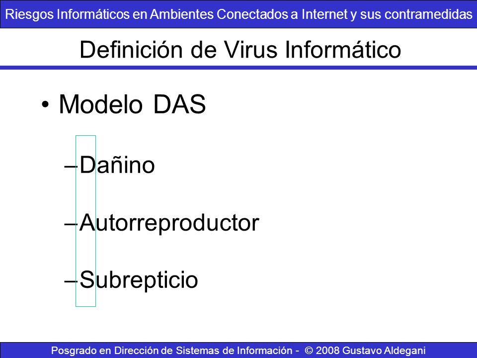 Definición de Virus Informático