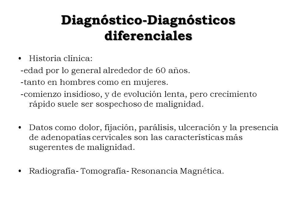 Diagnóstico-Diagnósticos diferenciales