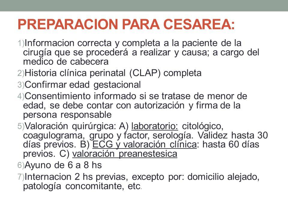 Cesarea ppt video online descargar - Cambiar de medico de cabecera por internet ...