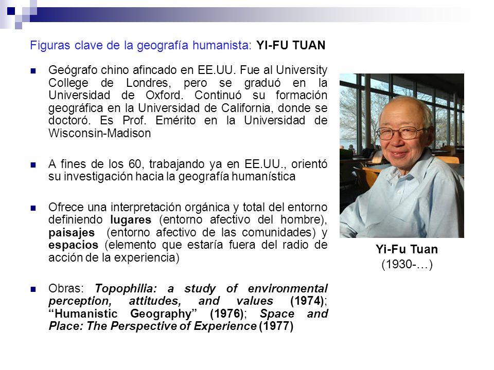 yi fu tuan space and place pdf