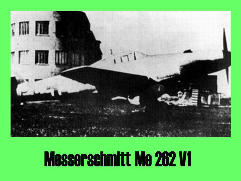 Messerschmitt Me 262 V1