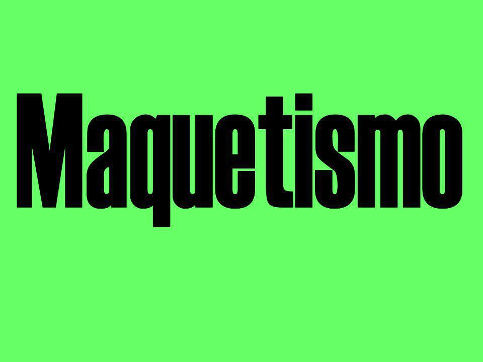 Maquetismo