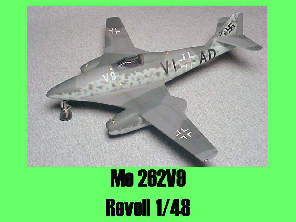 Me 262V9 Revell 1/48