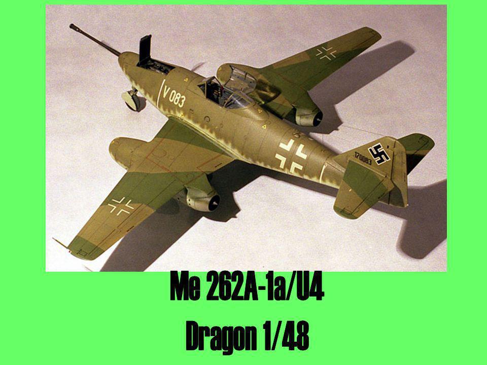 Me 262A-1a/U4 Dragon 1/48