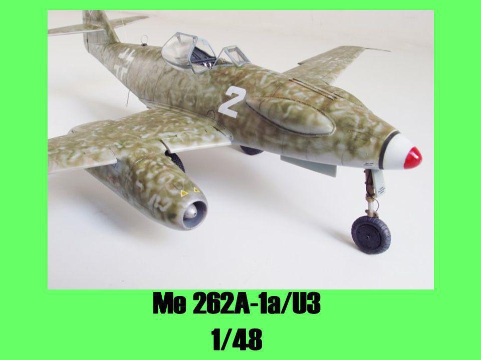 Me 262A-1a/U3 1/48