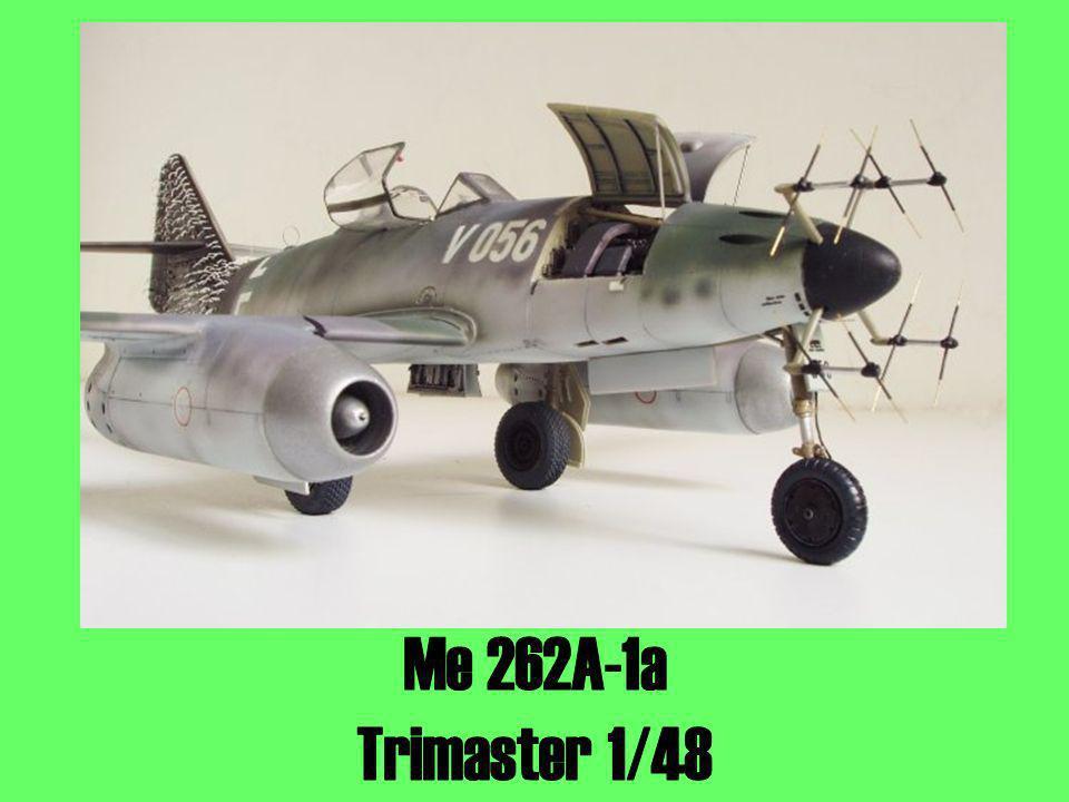 Me 262A-1a Trimaster 1/48